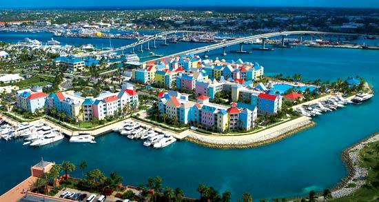 Bahamas Resort Harborside Resort At Atlantis Vacation