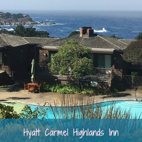 Hyatt Carmel Highlands Inn - Hawaii Vacation Resort Rental