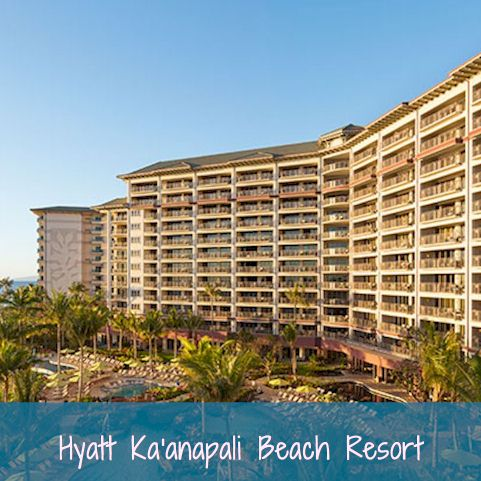 Hyatt Ka'anapali Beach Resort