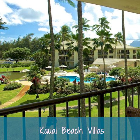Kauai Beach Villas - Hawaii Vacation Rental