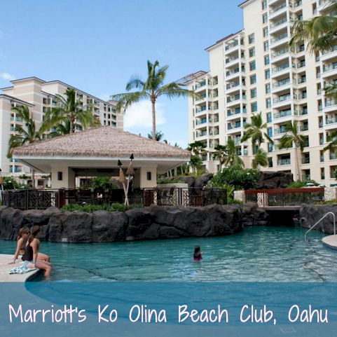 Marriott's Ko Olina Beach Club - Hawaii Vacation Resort Rental