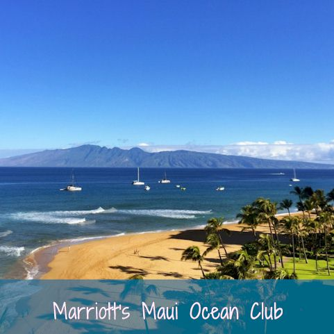 Marriott's Maui Ocean Club - Hawaii Vacation Rental