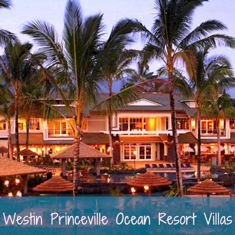 Westin Princeville Ocean Resort Villas - Hawaii Vacation Rental