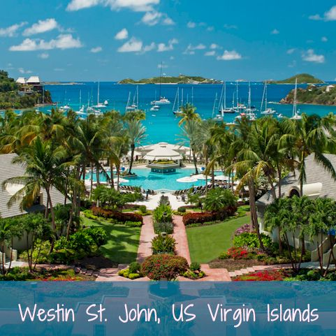 Westin St John US Virgin Islands - Hawaii Vacation Rental