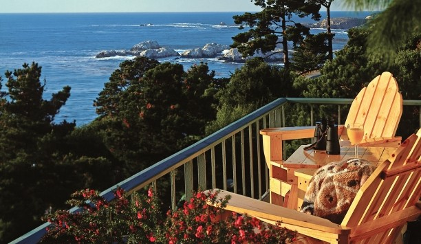 Hyatt Carmel Highlands Inn - View