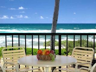 Kauai Beach Villas Ocean Front Patio