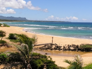 Kauai Beach Villas Ocean Front Resort