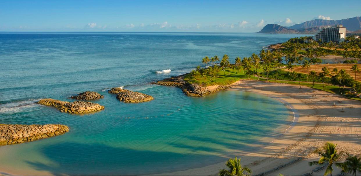 Marriott's Ko Olina Beach Club - Lagoon