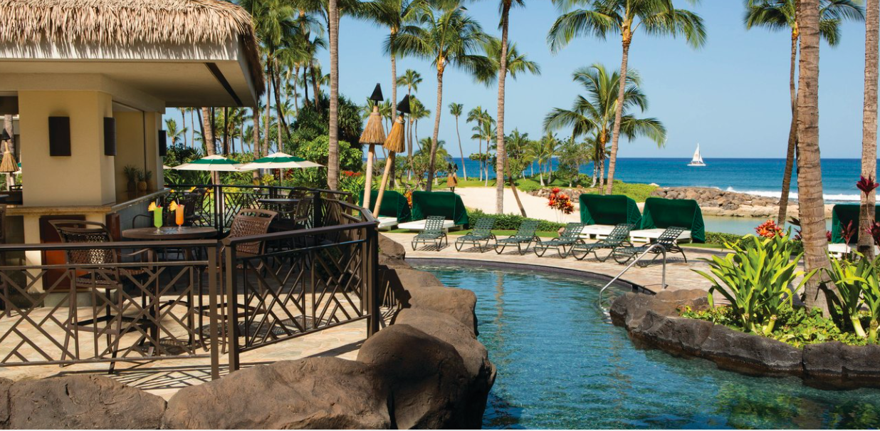 Marriott's Ko Olina Beach Club -Pool & Beach