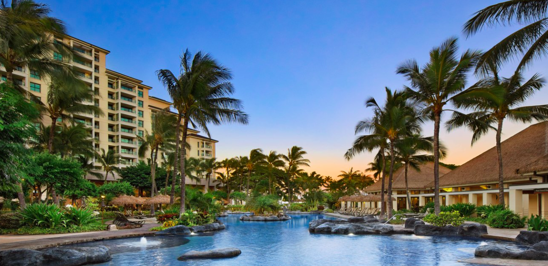 Marriott's Ko Olina Beach Club -Pool