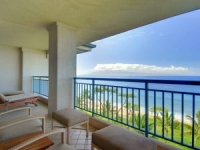Sample ocean front villa view - South Phase