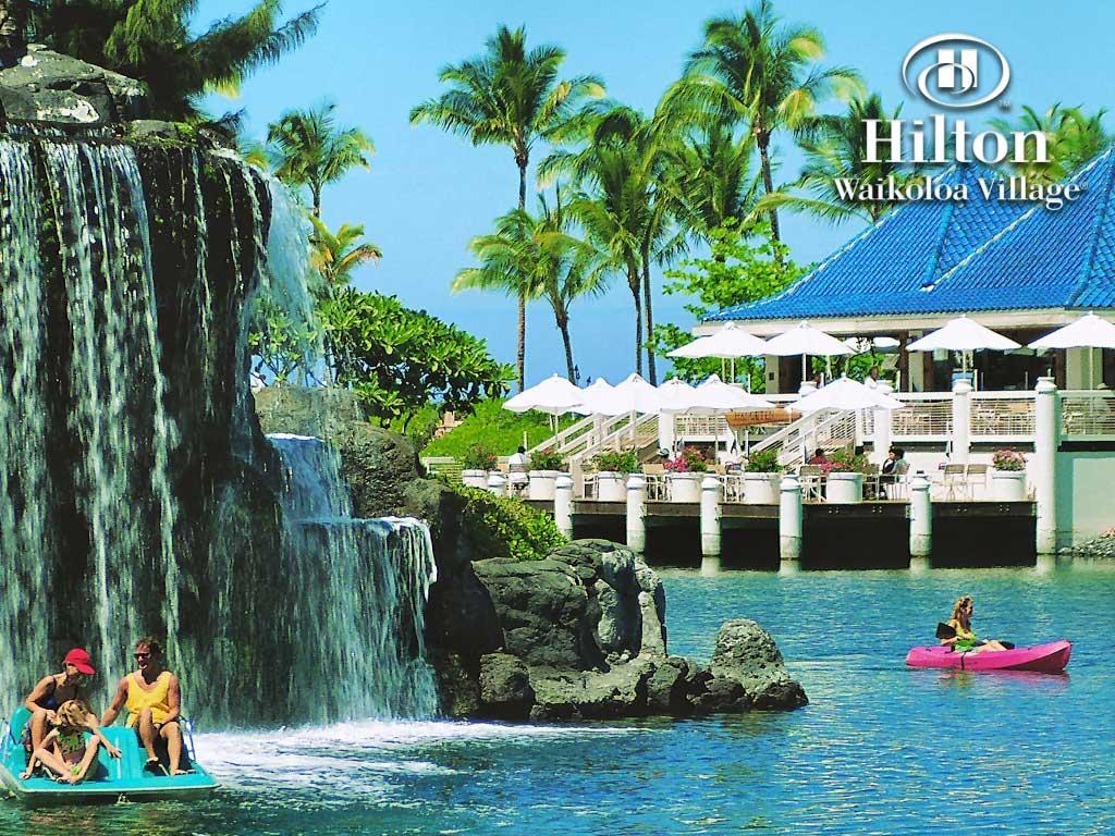 Hilton Waikkoloa Village