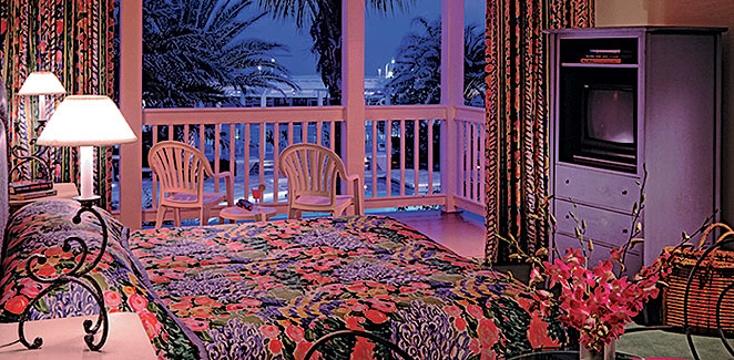 Hyatt Sunset Harbor - Key West FL Bedroom