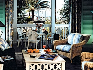 Hyatt Sunset Harbor - Key West FL Living Room