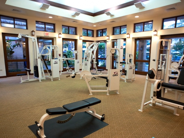 Marriott's Ko Olina Beach Club - Exercise Club