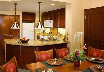Marriott's Ko Olina Beach Club - Kitchen