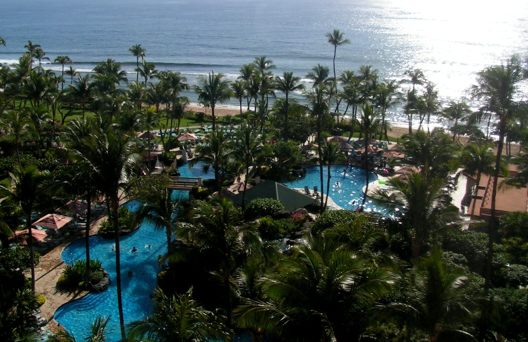 marriot-maui-ocean-club-aerial