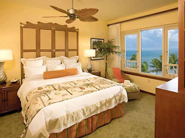 Marriot Maui Ocean Club - Bedroom