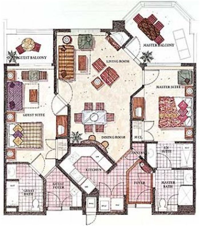 marriotts-shadow-ridge-floor-plan