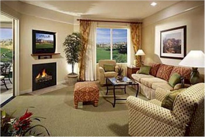 Marriotts Shadow Ridge Living Room
