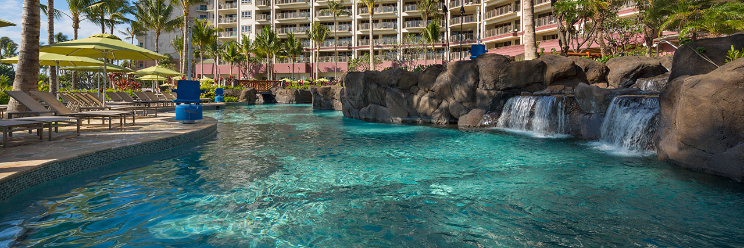 Hyatt Ka'anapali Beach - pool