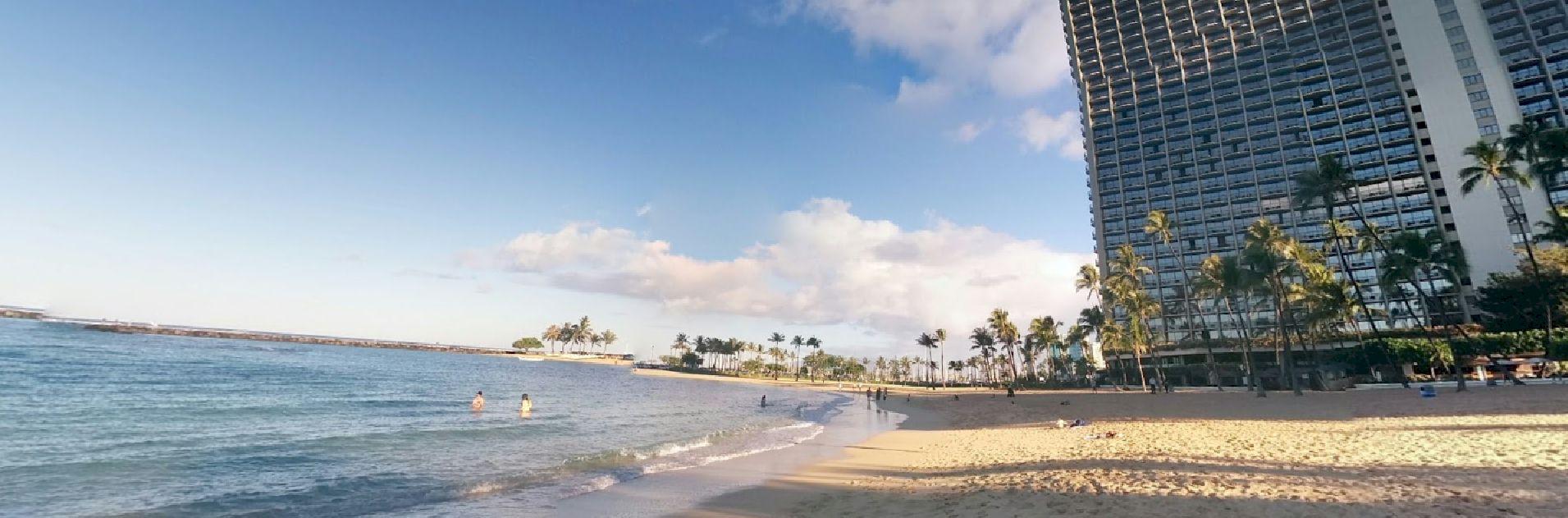 Hilton Hawaiian Village Oahu