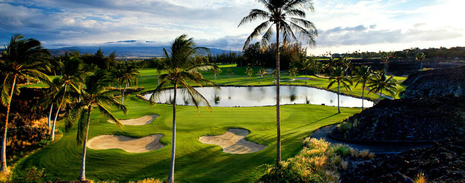 Waikkoloa Beach Resort Golf Course