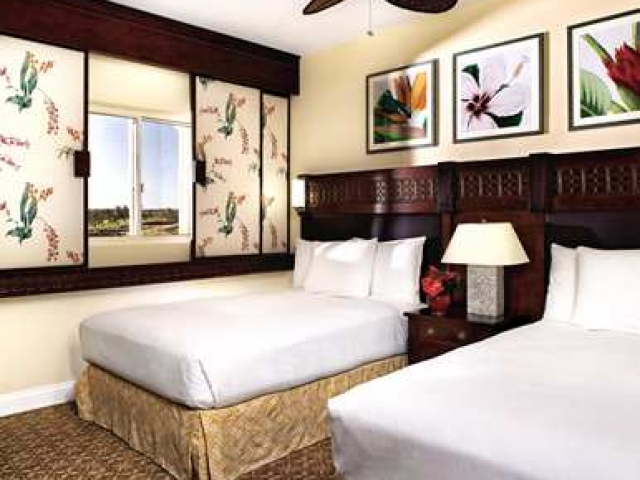 Waikkoloa Beach Resort - Kings Land bedroom