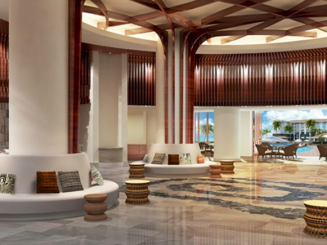 Westin Nanea Ocean Villas Lobby