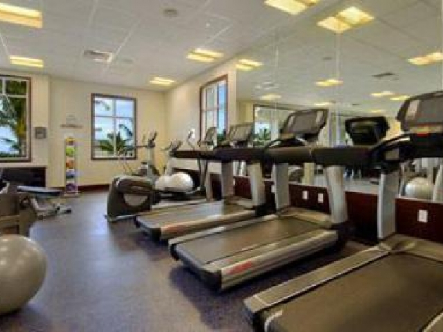 Westin Princeville Ocean Resort Villas - Exercise Gym