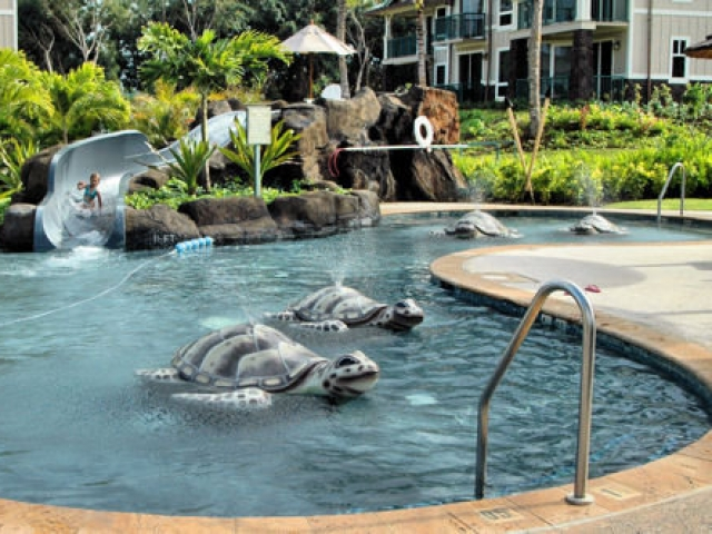 Westin Princeville Ocean Resort Villas - Pool