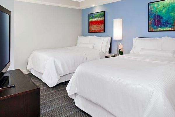 Westin St. John Coral Vista Villa Bedroom