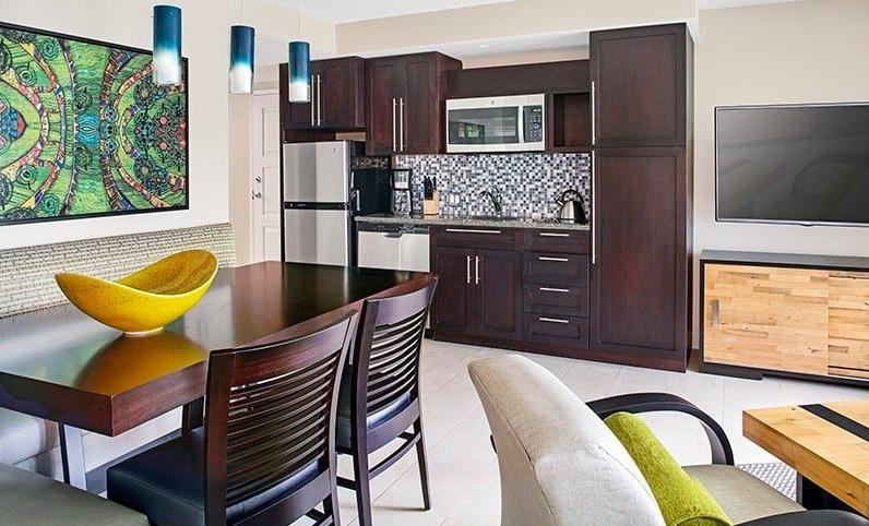 Westin St. John Coral Vista Villa Kitchen