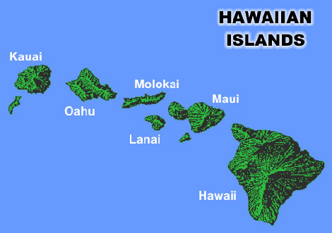 Hawaiian Islands - which one to visit