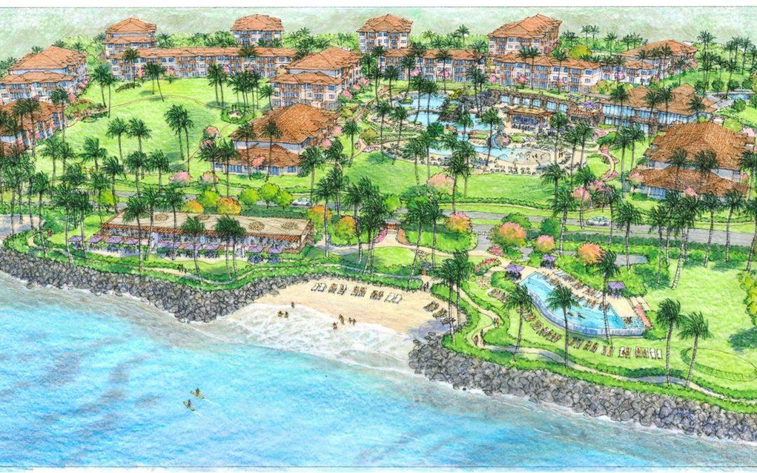 Hilton Grand Vacations Resort Coming to Maui!