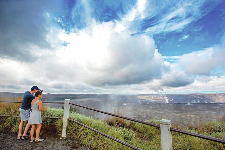 Exploring Hawaii's Big Island's Volcanoes National Park