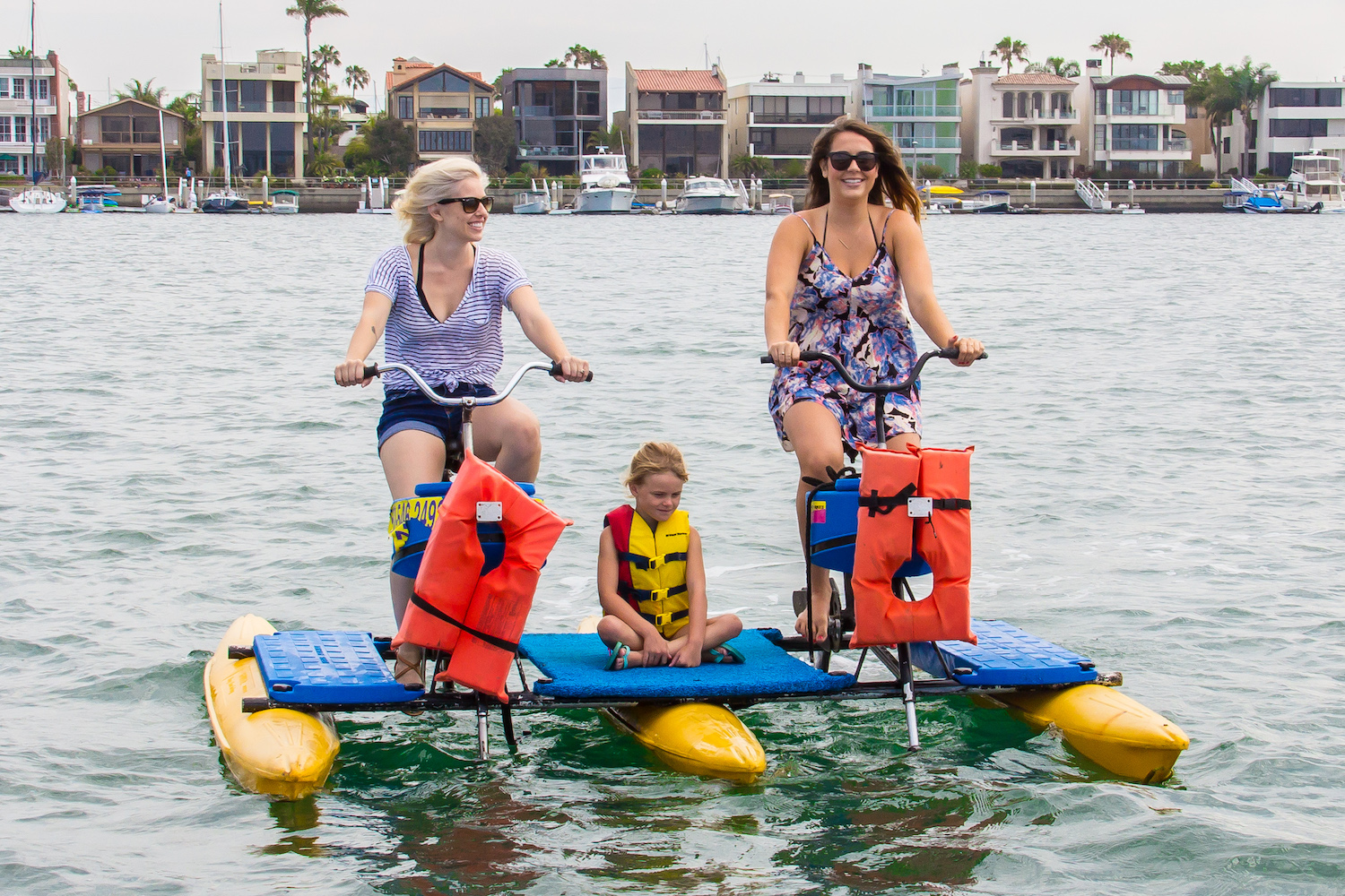 Watersport Activities in Newport CA