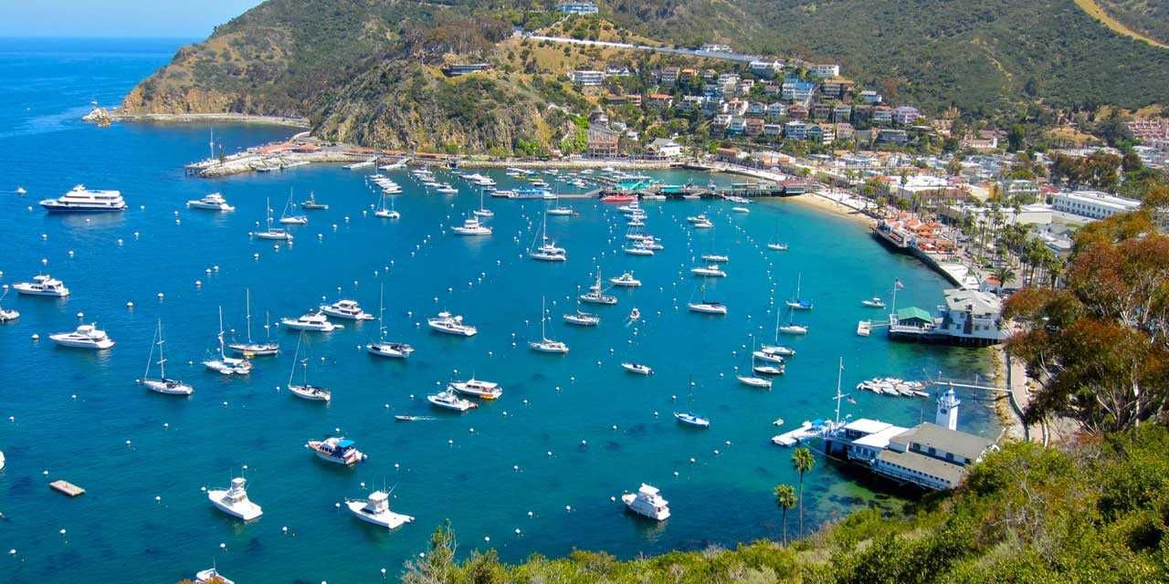 Balboa or Catalina Island Newport vacation