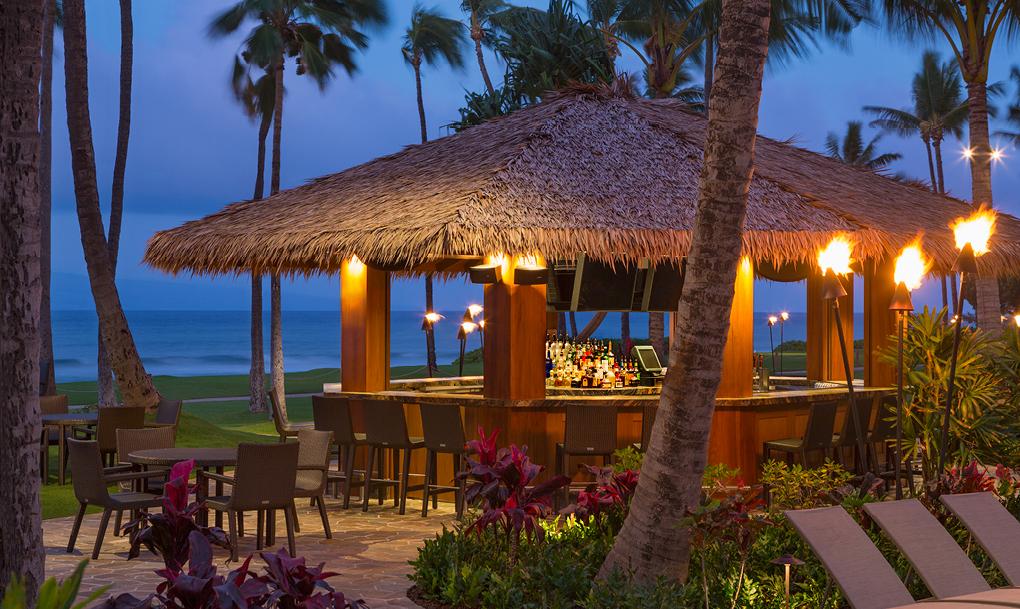 Hyatt Kaanapali Beach Resort Pool Bar
